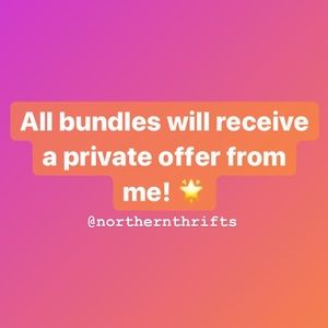 Other - 🌟 Bundle and save! 🌟